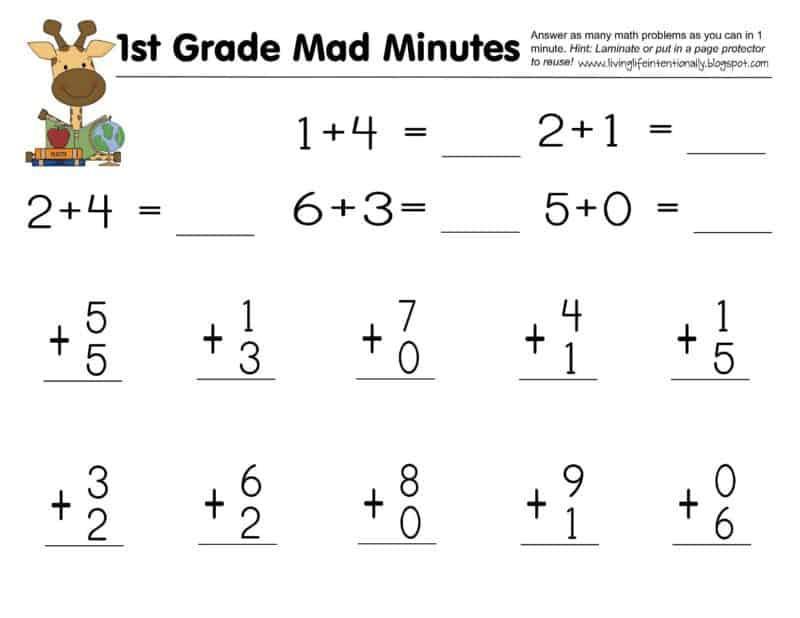 Grade 3 Math Worksheets Images