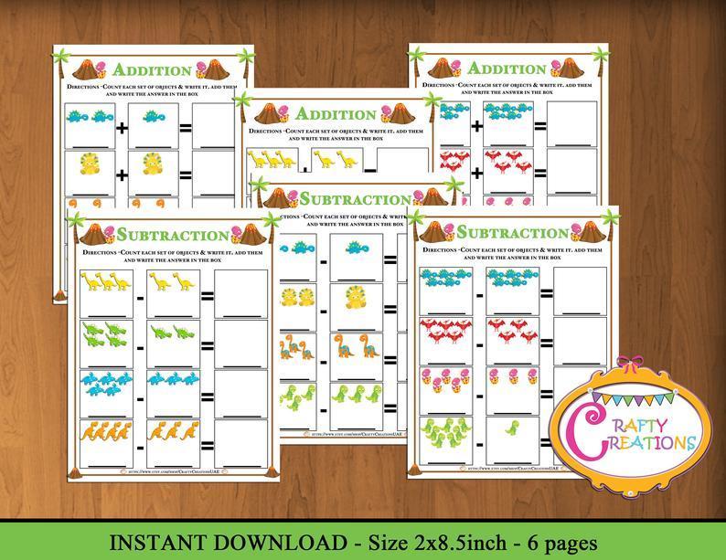 Math Worksheets Download 6