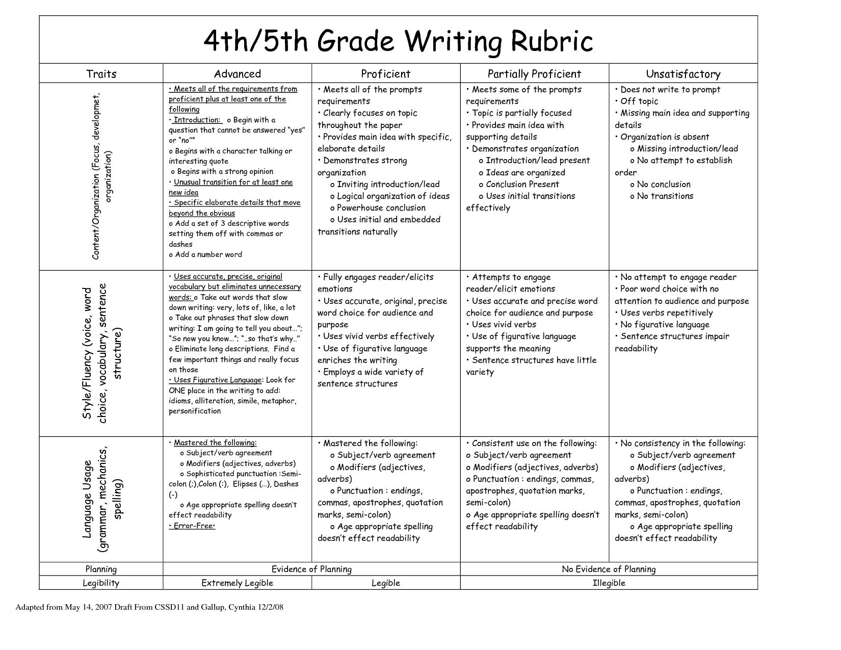 Math Worksheets For 5th Grade 1