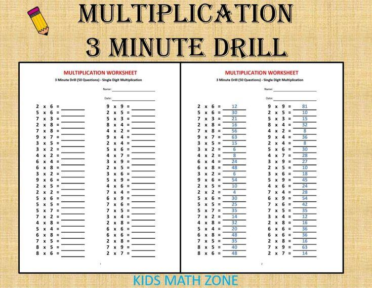 Math Worksheets For Grade 4 1