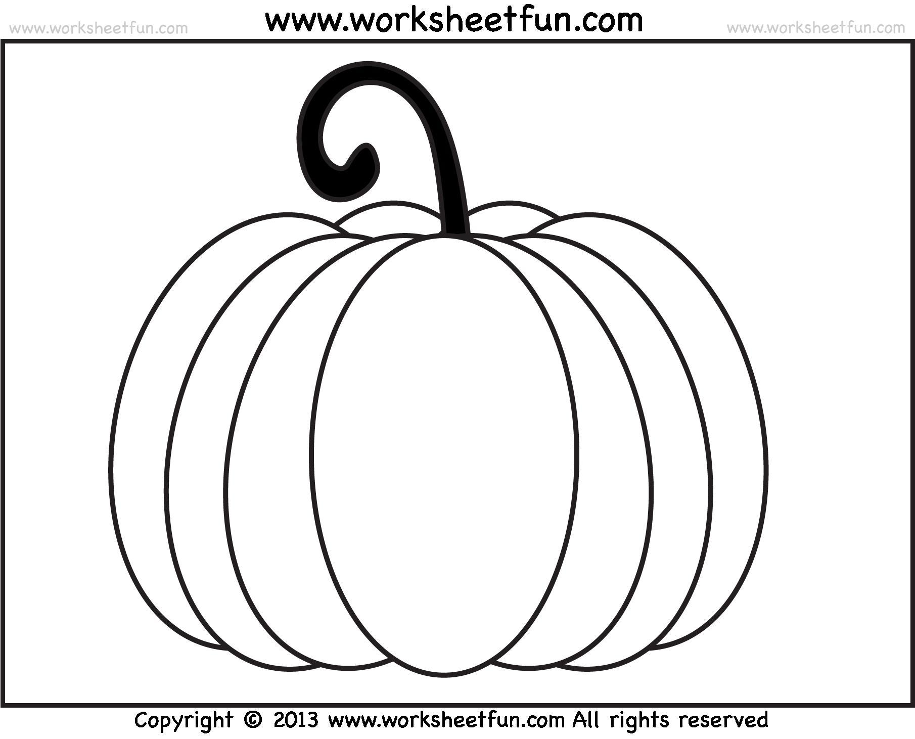 Math Worksheets Halloween 4