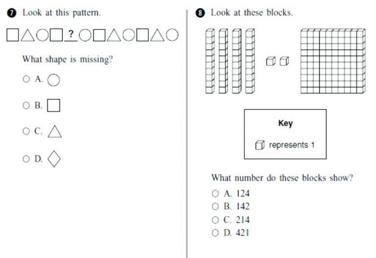 Math Worksheets Level 2 2