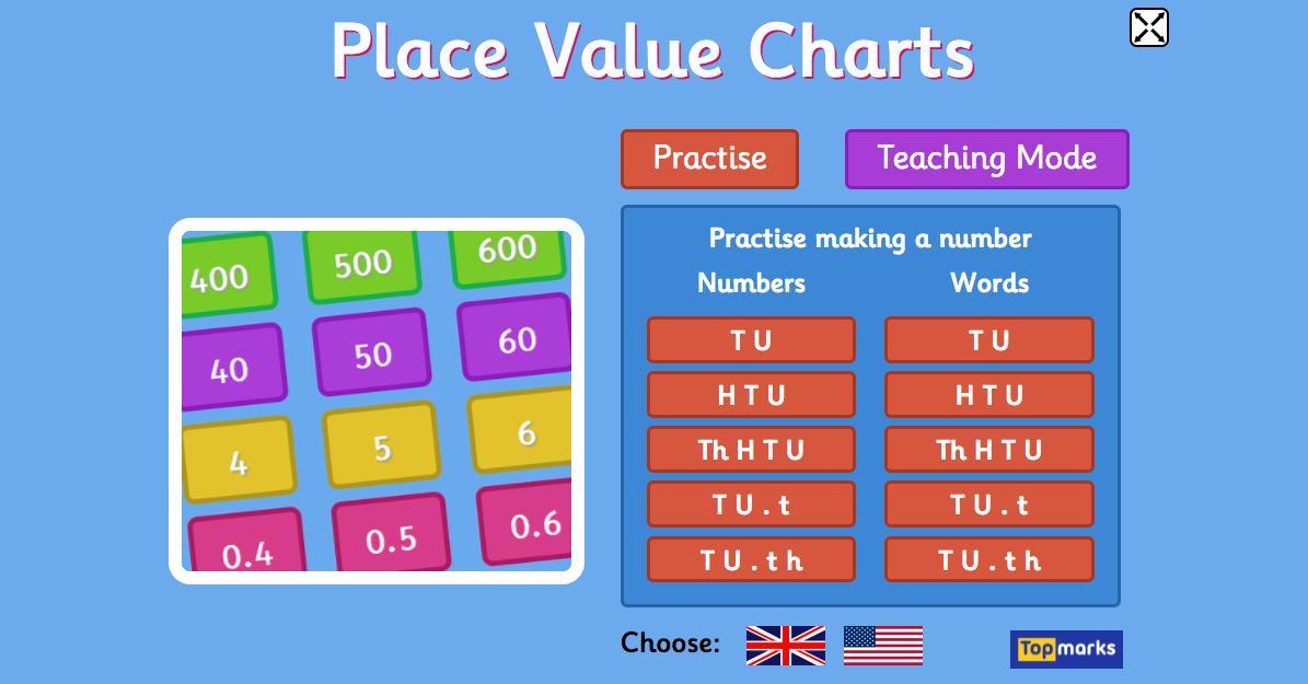 Math Worksheets Place Value 2nd Grade