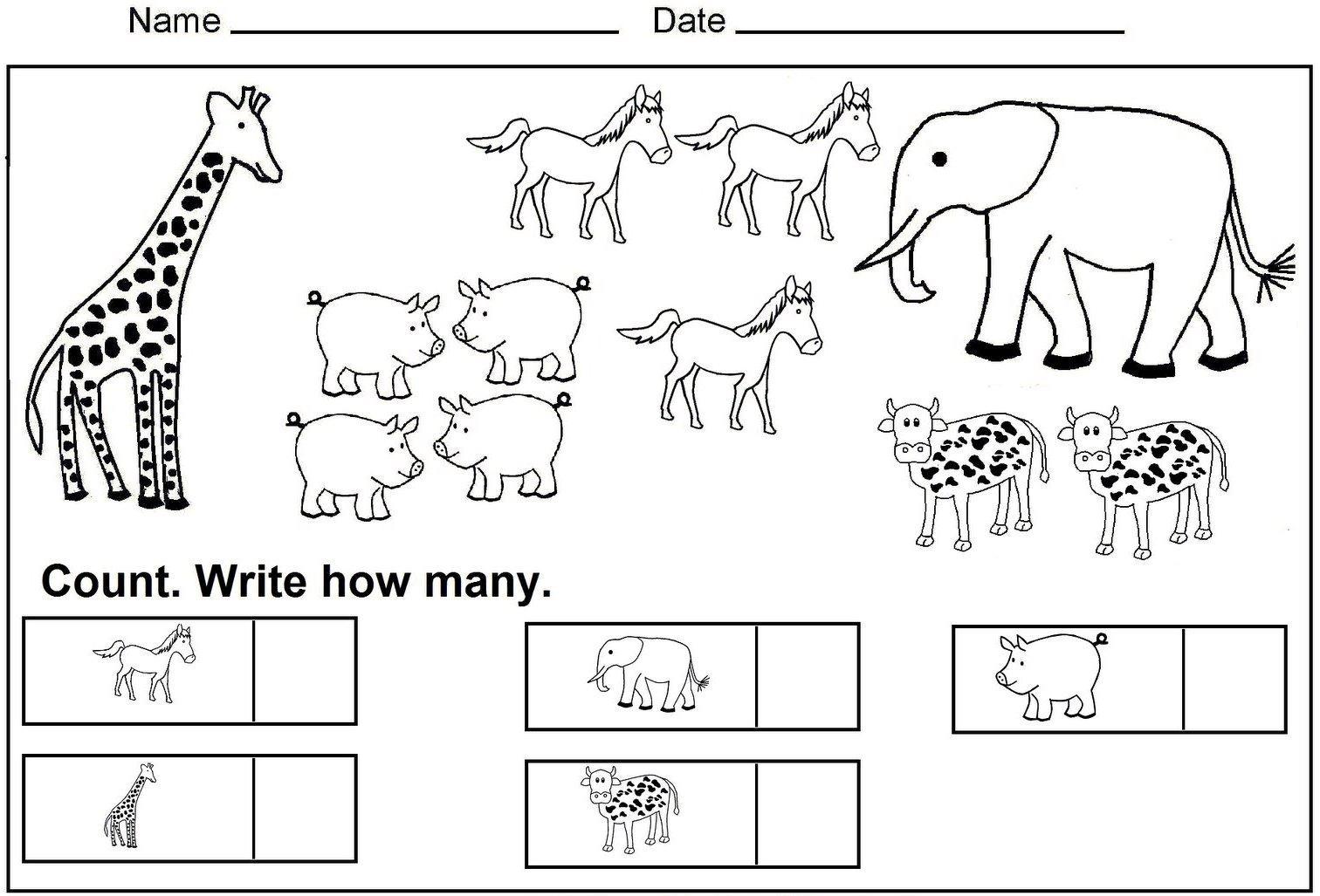 Math Worksheets Pre Algebra