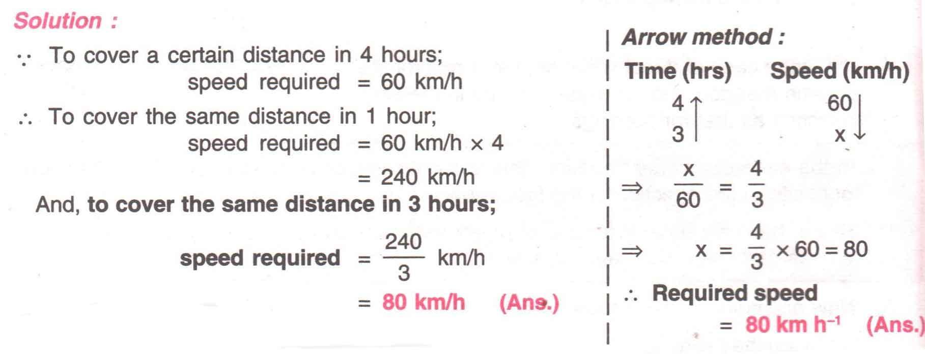 Math Worksheets Unitary Method 8