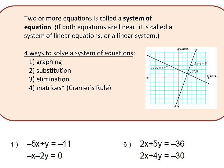 Math Worksheets Algebraic Expressions Word Problems