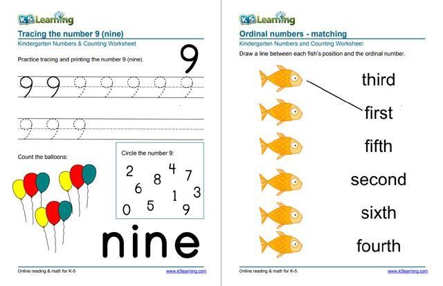 Algebra Worksheets K5 Learning 3