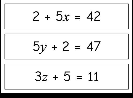 Algebra Worksheets Ks2 With Answers 3