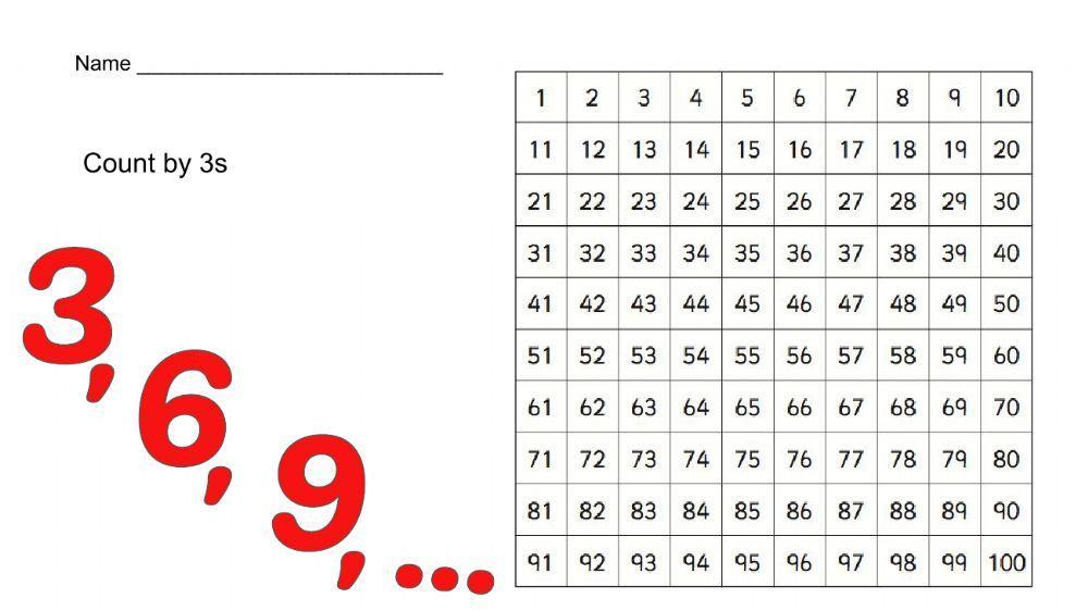 Algebra Worksheets Level 3 3