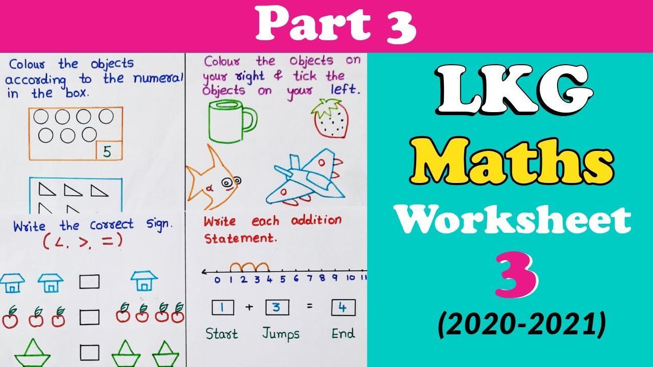 Junior Algebra Worksheets 3