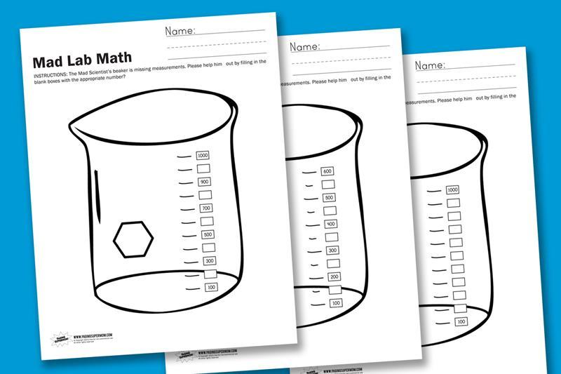 Algebra Lab Worksheets 5