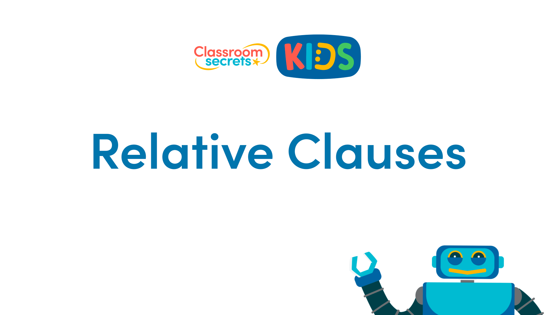 Relative Clauses Video Tutorial