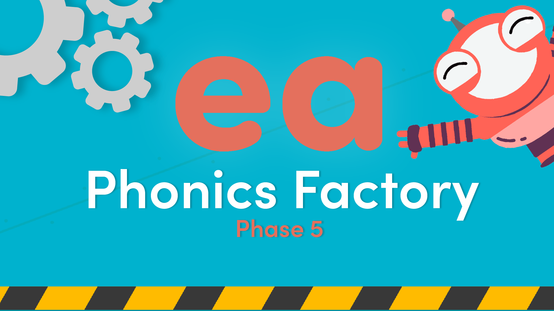 Phonics Phase 5 Ea Sound Video In The Phonics Factory