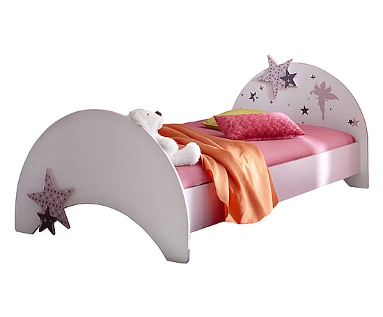 letto singolo bambina