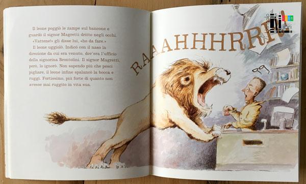 un-leone-in-biblioteca