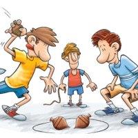 Jogos tradicionais para crianças muito divertidos!