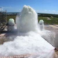 NASA libertou quase dois milhões de litros de água num 1 minuto. Para quê?