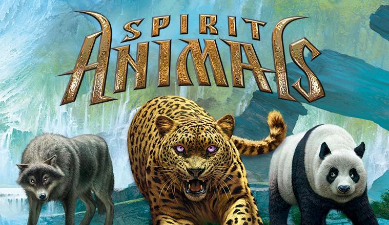 Spirit Animals Books Game Scholastic Kids