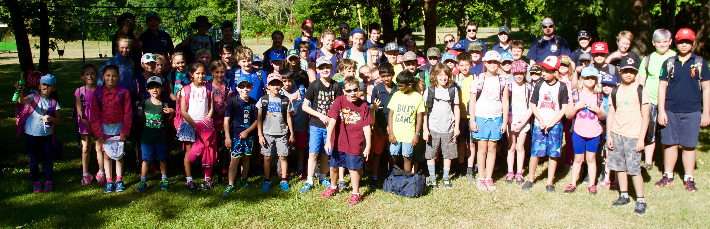CAMP KAHUNA SUMMER BLOG  2016