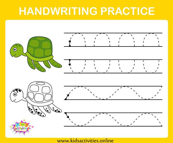Preschool free printable tracing worksheets