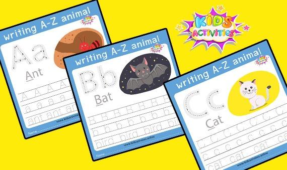 Tracing letters worksheet: Q q