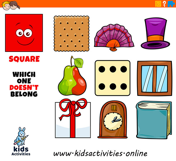 shape activities for preschoolers - Printable Shapes