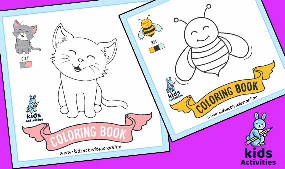 Best 21 Coloring Pages Of Animals For Kids