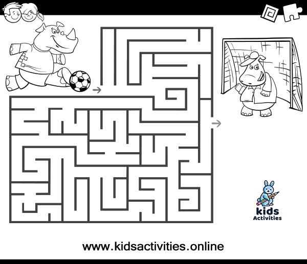 Puzzle coloring pages to print