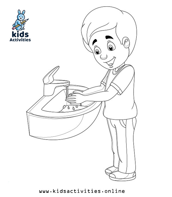handwashing worksheet