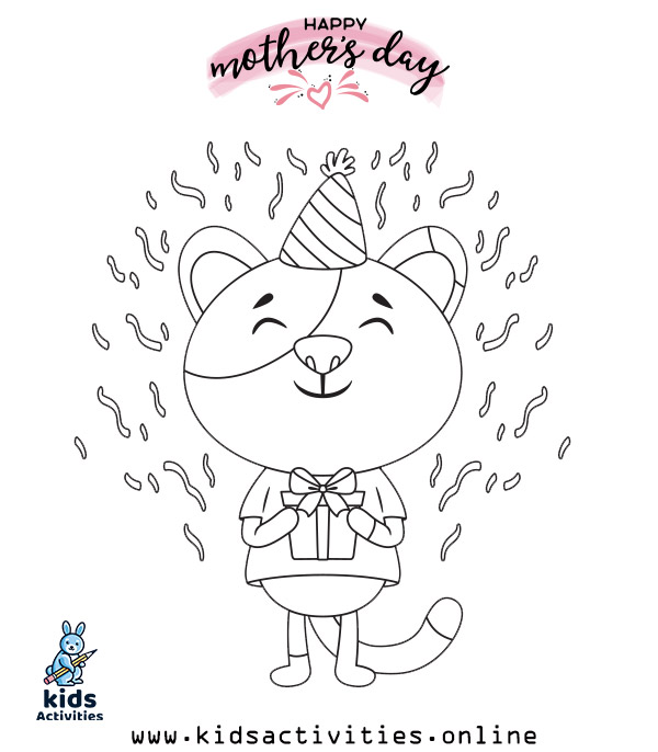 Free printable mothers day sheets