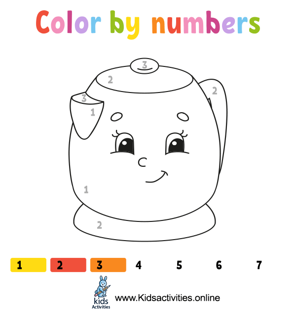 Coloring book pages