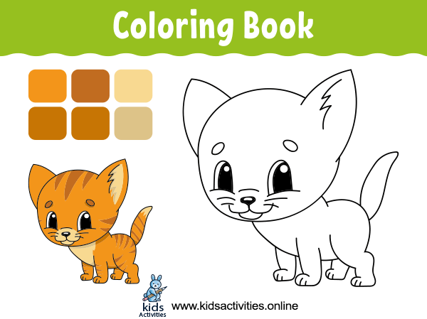 Coloring Book Pages For Kids