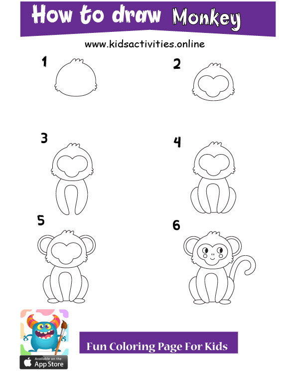 How To Draw Cute Animals Easy