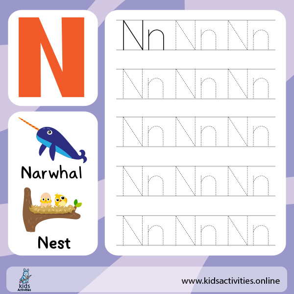 alphabet worksheets a z - kindergarten Worksheets Alphabet