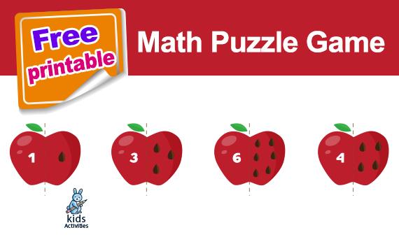 math games for kindergarten