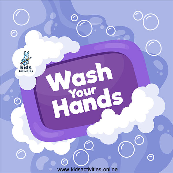 Free Washing hand picture