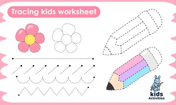 Pre-Writing Worksheets For Preschool Free Printables