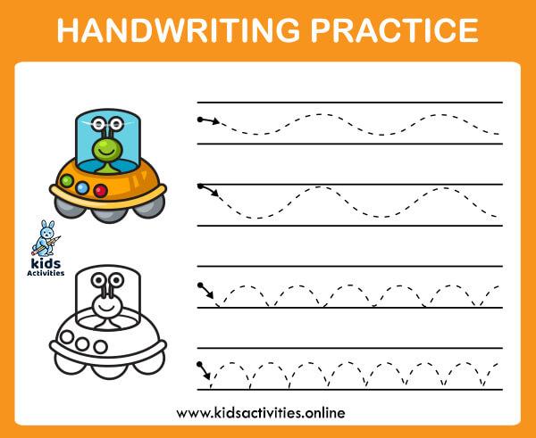 free preschool worksheets age 3 4
