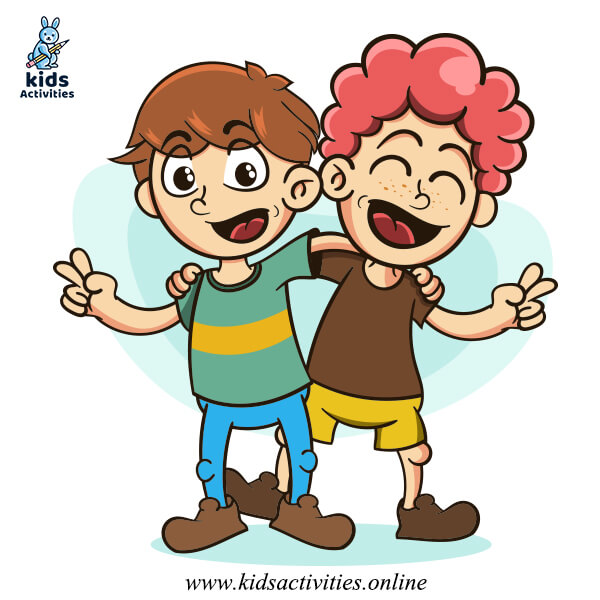 Children's day drawing and painting