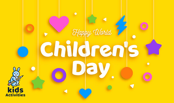 children's day greeting cards free 2021