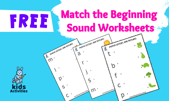 free phonics worksheets for preschool