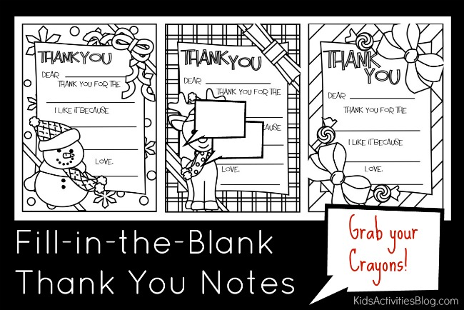 thank you card coloring pages christmas coloring pages