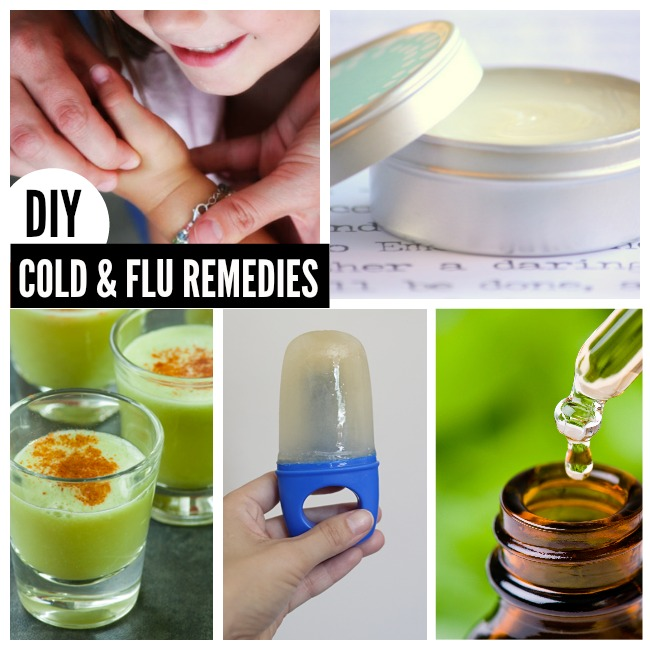 DIY Cold and Flu Remedies