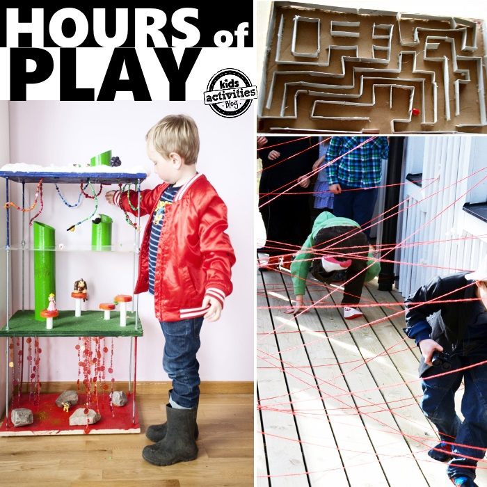 STEM play ideas