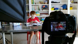 cam taping video1