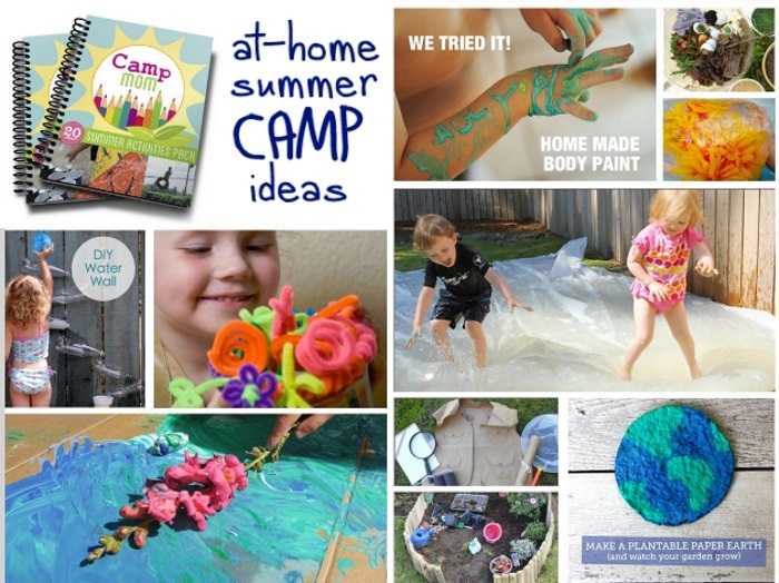summer camp at home ebook