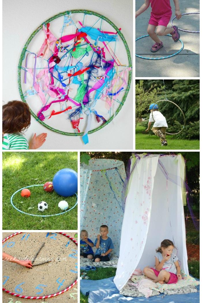 hula hoop feature