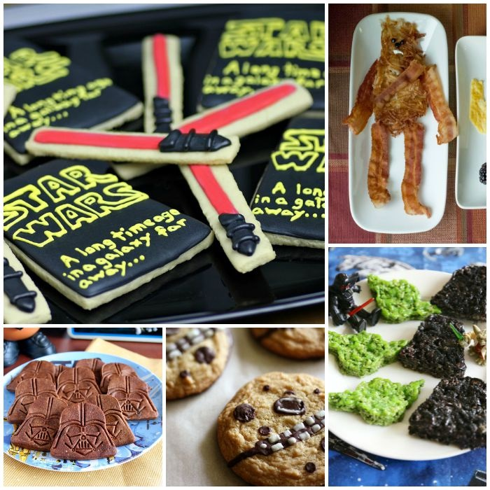 starwars snack recipes