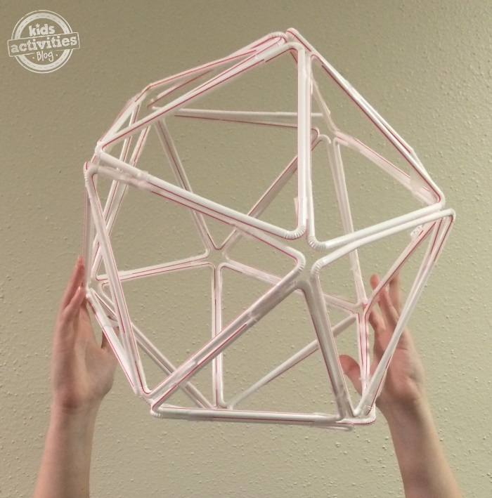 Egg Drop Straw Structure