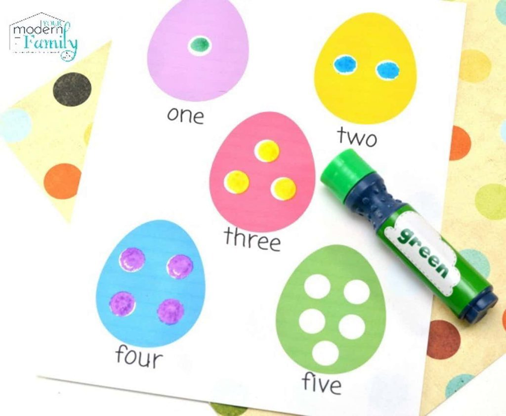 Fun Easy Free Easter Activities For Kids Kids
